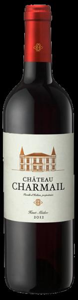 Château Charmail 2012 Haut-Médoc Cru Bourgeois Exceptionelle