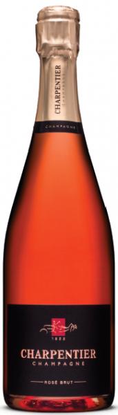 Champagne Charpentier Tradition Rosé