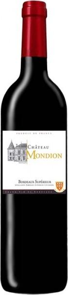 Château Mondion Bordeaux Supérieur 2016