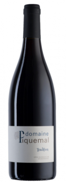 Domaine Piquemal Tradition Rouge 2019