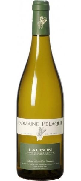 Domaine Pelaquié Côtes du Rhône Village Laudun Blanc 2019