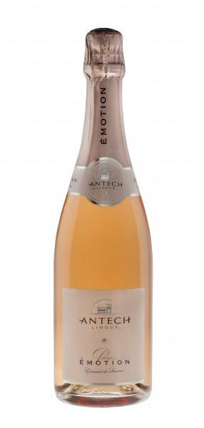 Antech Rosé Cremant Pure Emotion (Brut Zero)