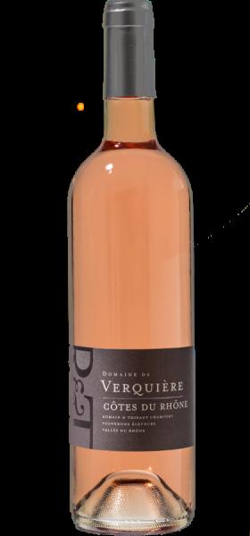Domaine de Verquière Côte du Rhône Rosé 2019