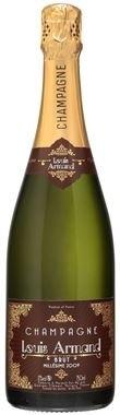 Champagne Louis Armand MILLESIME 2009 1er Cru